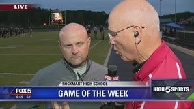 Game of the Week - Pepperell head coach