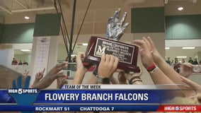 Flowery Branch Falcons -Team of the Week
