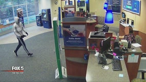 Police: Man wanted for Marietta bank robbery