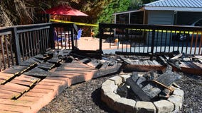 Officials: Banks County deck fire declared to be arson