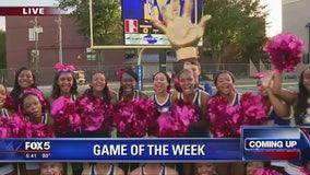 Game of the Week - McEachern Cheerleaders