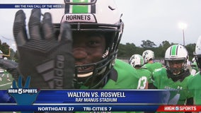 Walton vs Roswell - Call of the Week