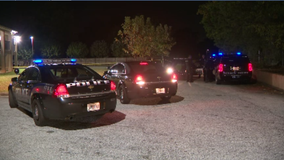 Police: Woman seriously injured in motel shooting
