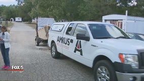 Community comes together to help residents of Monroe mobile home park