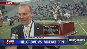 KRod induction to McEachern Sports Hall of Fame