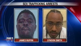 Police: 2 men arrested for pimping underage girls