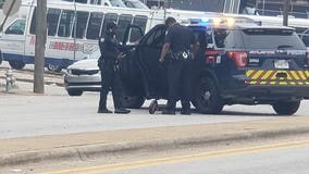 Police: Man shot in both legs on downtown Atlanta street