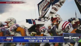 Haralson County Rebels break record