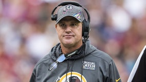 Washington Redskins fire head coach Jay Gruden