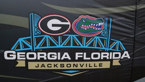 Georgia, Florida agree to keep rivalry game in Jacksonville