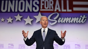 Joe Biden says for first time that President Trump should face impeachment