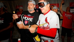 Cards manager apologizes after curse-filled rant goes viral