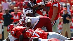 Georgia Bulldogs shocked with loss to South Carolina at home