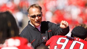 Former Georgia coach Mark Richt recovering after suffering heart attack