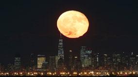 Massive, bright orange 'Hunter's Moon' will take over sky this Sunday