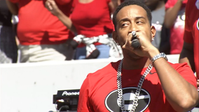 Rapper, actor Ludacris now resident artist at Georgia State