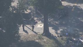 Police: 3 men shot at 'mini-junkyard' in northwest Atlanta