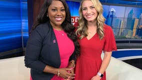 Breast Cancer survivor Niya Brown Matthews shares message of inspiration on Good Day Atlanta