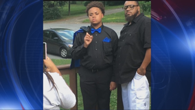Father devastated after 17-year-old son murdered