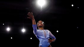 Simone Biles nails 2 historic moves at world championships that are expected to be named after her