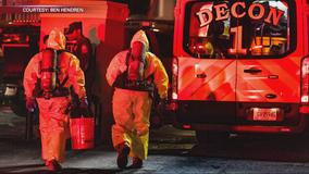 HAZMAT crews testing powder found in Buckhead mailbox