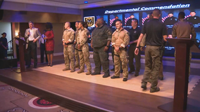 DeKalb County's inaugural Public Safety Awards Breakfast