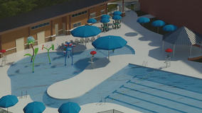 Brookhaven pool begins renovations