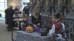 Douglas County Courthouse celebrates Halloween