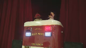 East Point firefighter teach children about fire safety
