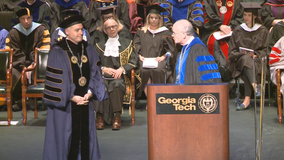 Georgia Tech investiture ceremony for 12th president
