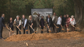 Powder Springs breaks ground on new sports complex