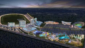 Atlanta Motor Speedway releases casino resort concept photos