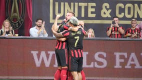 Escobar goal sends Atlanta United past New England 1-0