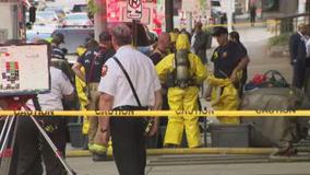 Investigators identify suspicious substance sent to City Hall