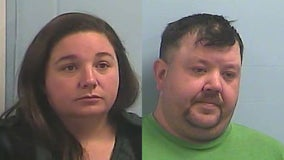 Records: Forsyth County firefighter, wife arrested on child cruelty charges