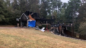 2 children killed in Forsyth County house fire