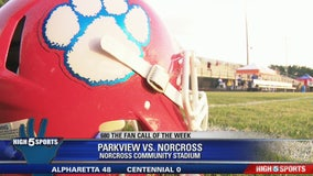 Parkview vs. Norcross - Call of the Week