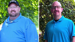 Former reporter loses more than 200 pounds to start new career as Texas police officer