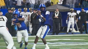 Ellington passes for 3 TDs in Georgia State's win over Army
