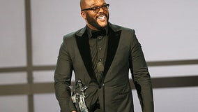 Tyler Perry to receive Walk of Fame Star