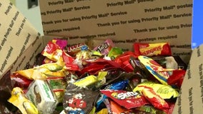Some places to donate your leftover Halloween candy