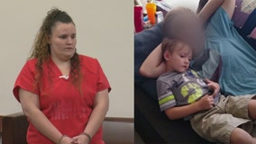 Five years after giving birth to victim's child, nanny sentenced to 20 years