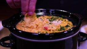 Recipe: Crab queso dip