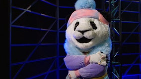 The panda is sure to bamboozle the crowd on Season 2 of 'The Masked Singer'