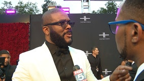 Tyler Perry celebrates grand opening of studio with star-studded event