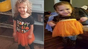 Missing 3-year-old NC girl found safe day after vanishing from home