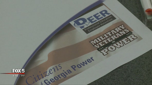 Georgia Power writes letters to deployed soldiers