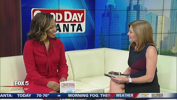 Dr. Felicia Phillips on Good Day Atlanta