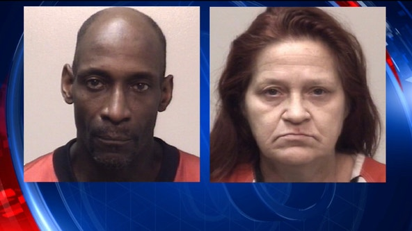 Deputies: Boasting lands couple back in jail for drug dealing