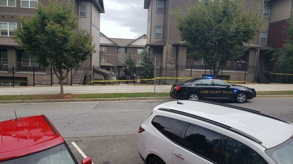 Suspect arrested in deadly apartment shooting near Kennesaw State University